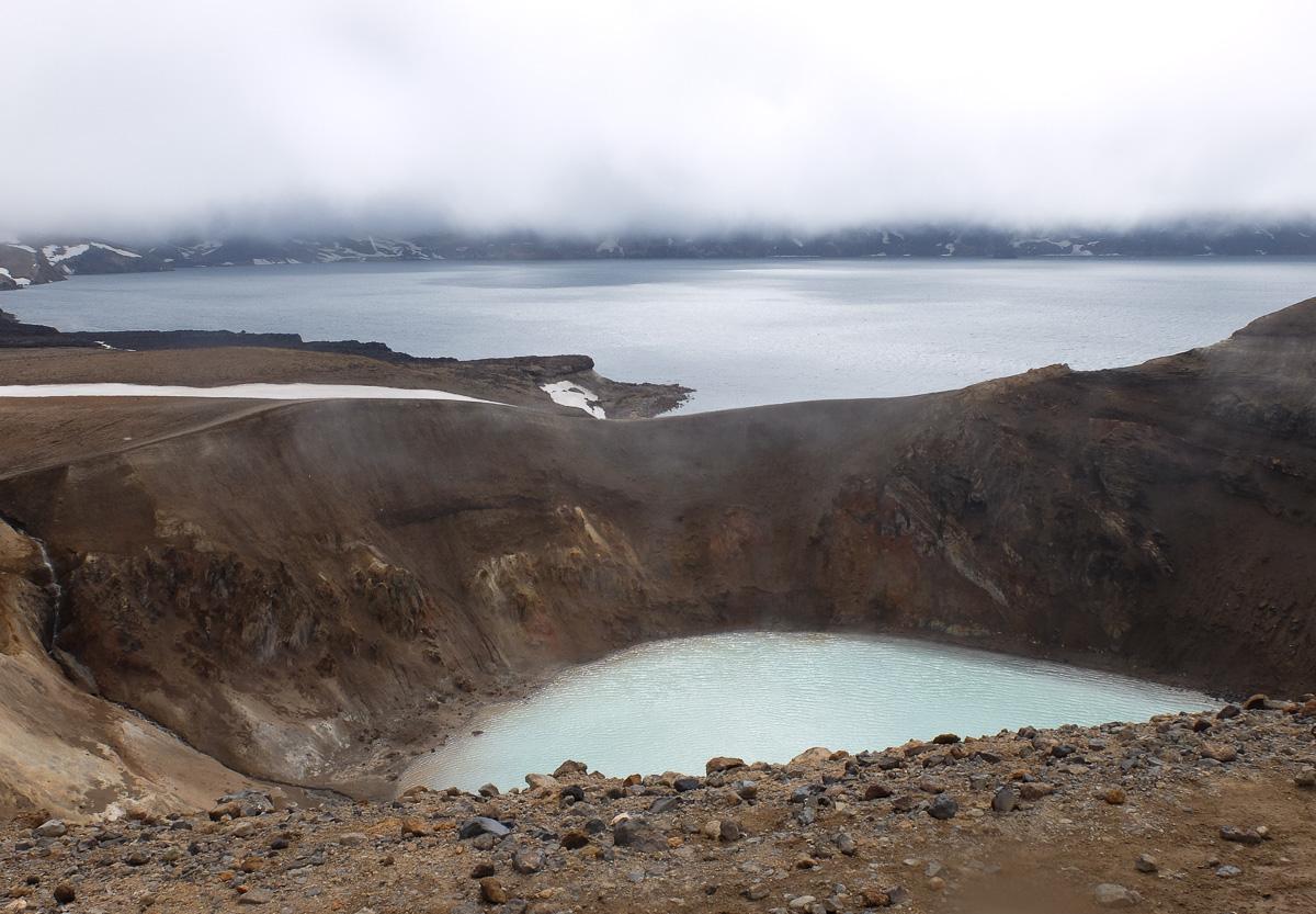 Askja, Islandia,