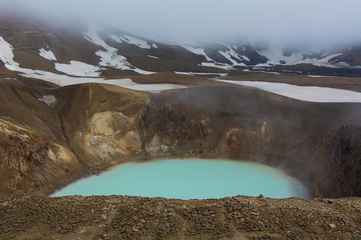 Askja – droga do piekła przez największą pustynię Europy