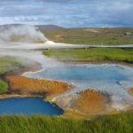 Dzikie gorące źródła - termalne hity i kity na mapie Islandii