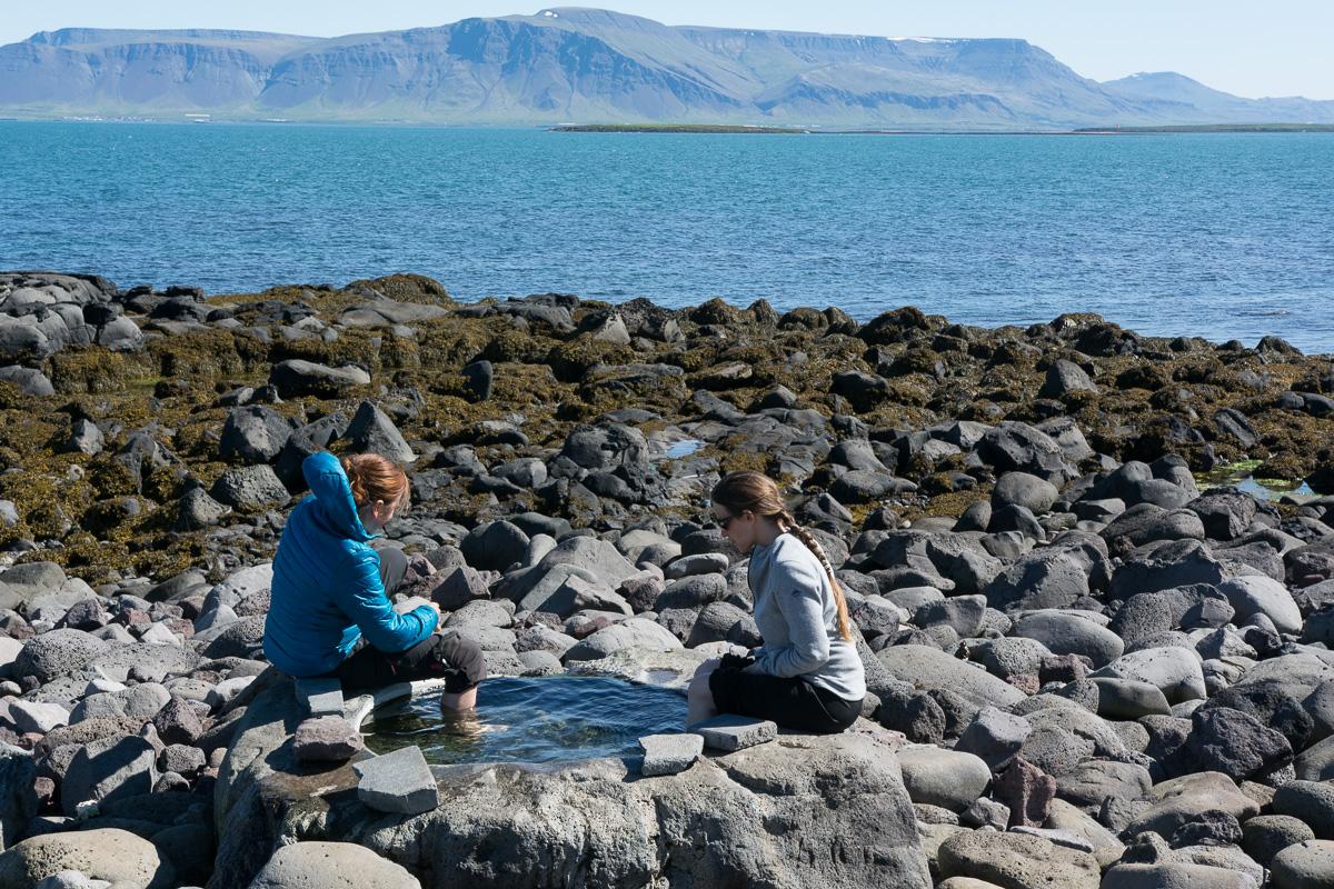 Kvika Fótabað, Islandia, Reykjavik
