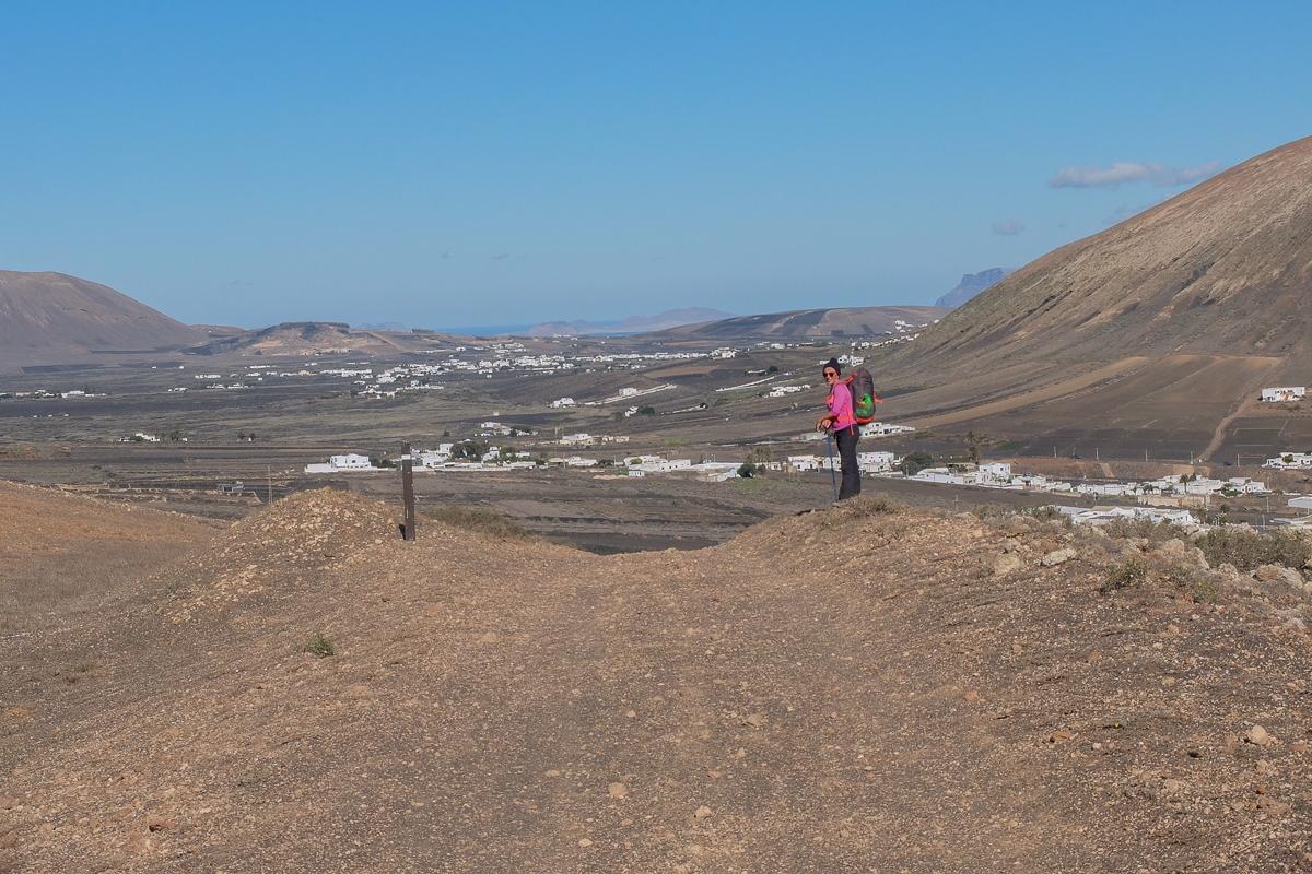 Lanzarote atrakcje, szlak GR 131