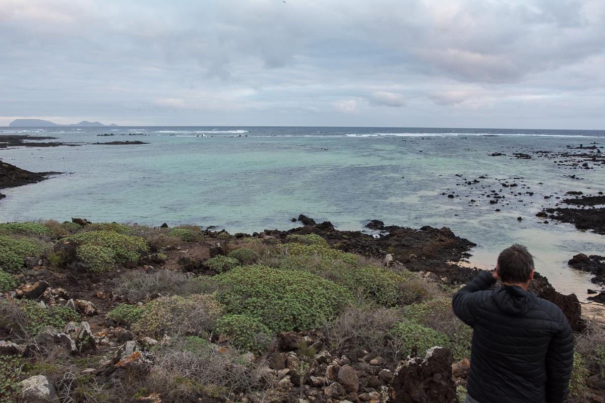 Lanzarote atrakcje, szlak Orzola - Caleton Blanco