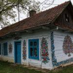 Zalipie i przedsiębiorcze Zalipianki, czyli wieś w kwiaty malowana