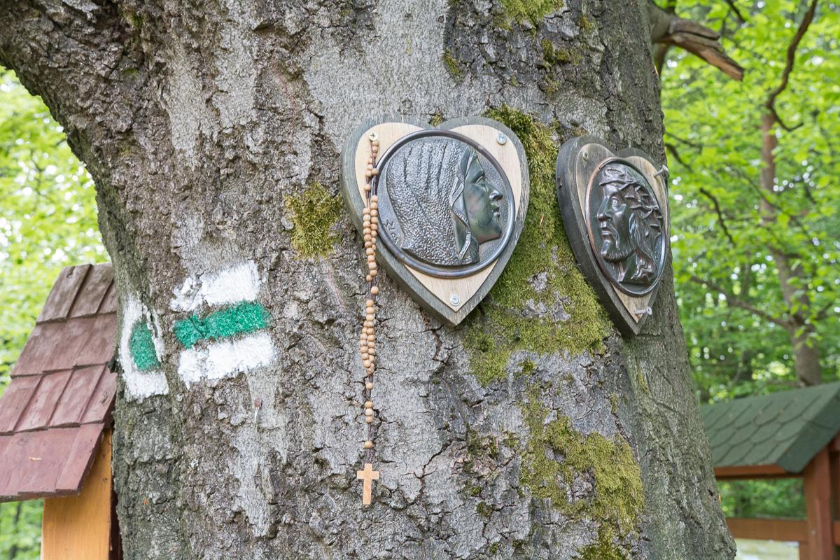 Lubomir, Korona Gór Polski