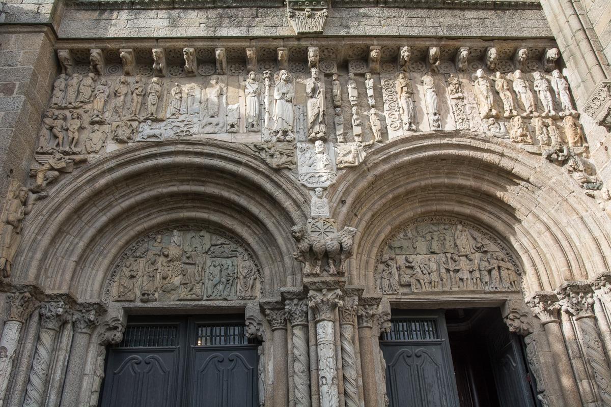 Katedra św. Jakuba, Santiago de Compostela, Hiszpania