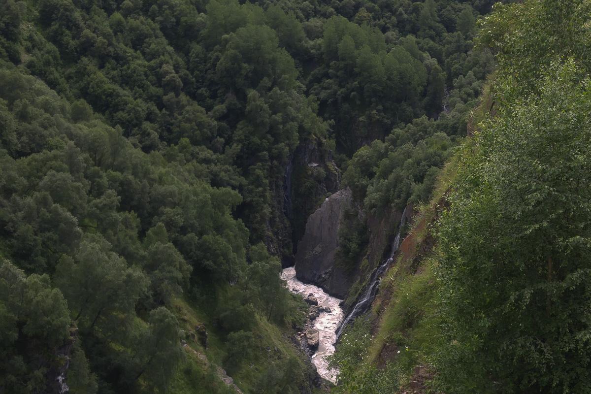 Kalde i okolice, Swanetia, Gruzja