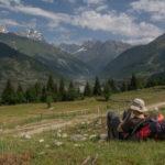Swanetia - Szlakiem z Mestii, nie tylko do Uszguli, czyli pieśni o górach