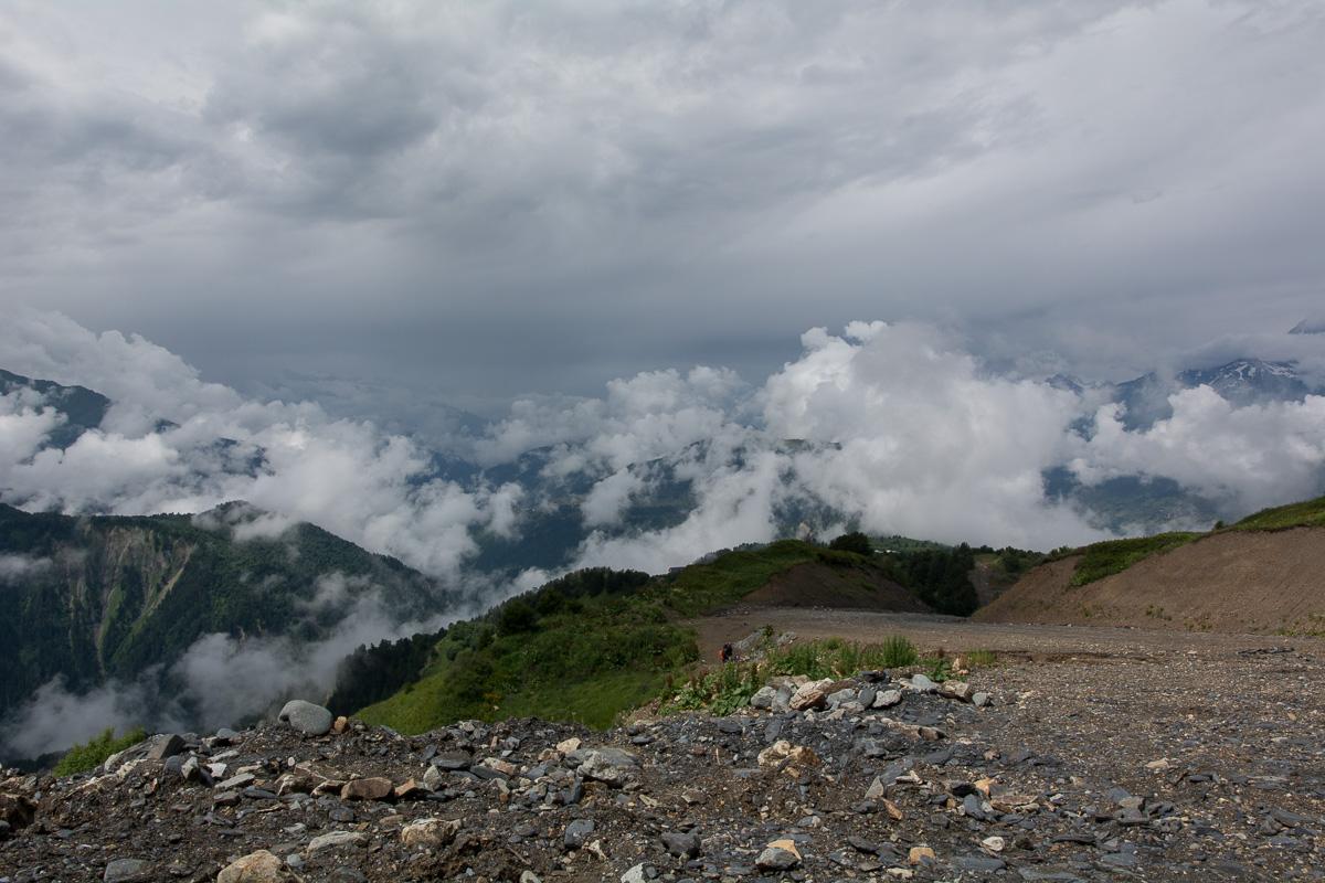 Zabeszi - Adiszi szlak i trasy narciarskie