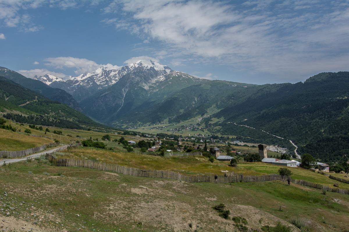 Zabeszi, Swanecja, Gruzja, Kaukaz