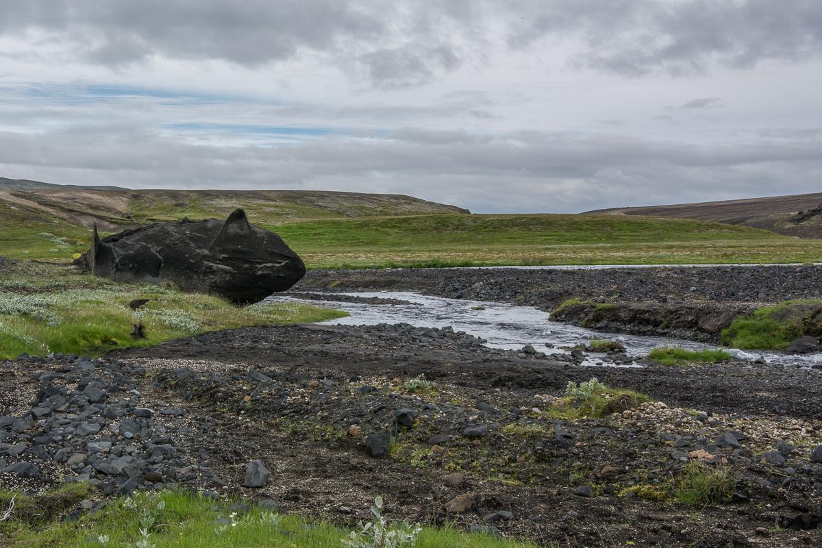 szlak Hellismannaleid, Islandia