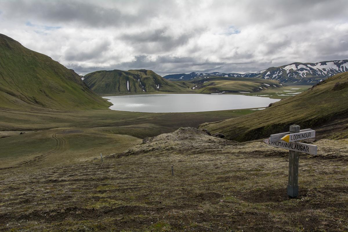 Hellismannaleid, Islandia, Fjallabak Nature Reserve