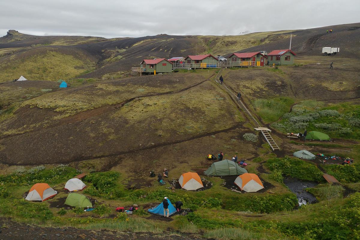 Laugavegur, Alftavatn - Emstrur, Islandia
