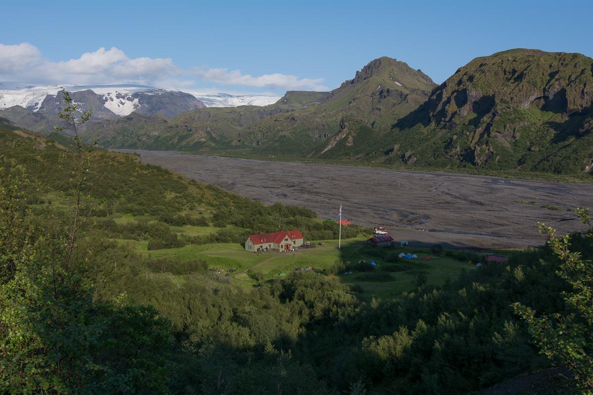 Emstrur - Porsmork, Islandia, szlak Laugavegur