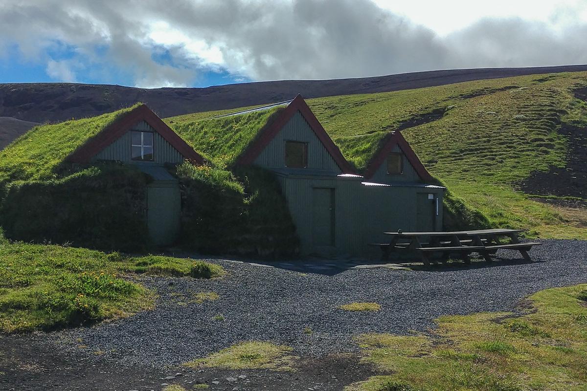 Islandia, Afangagil