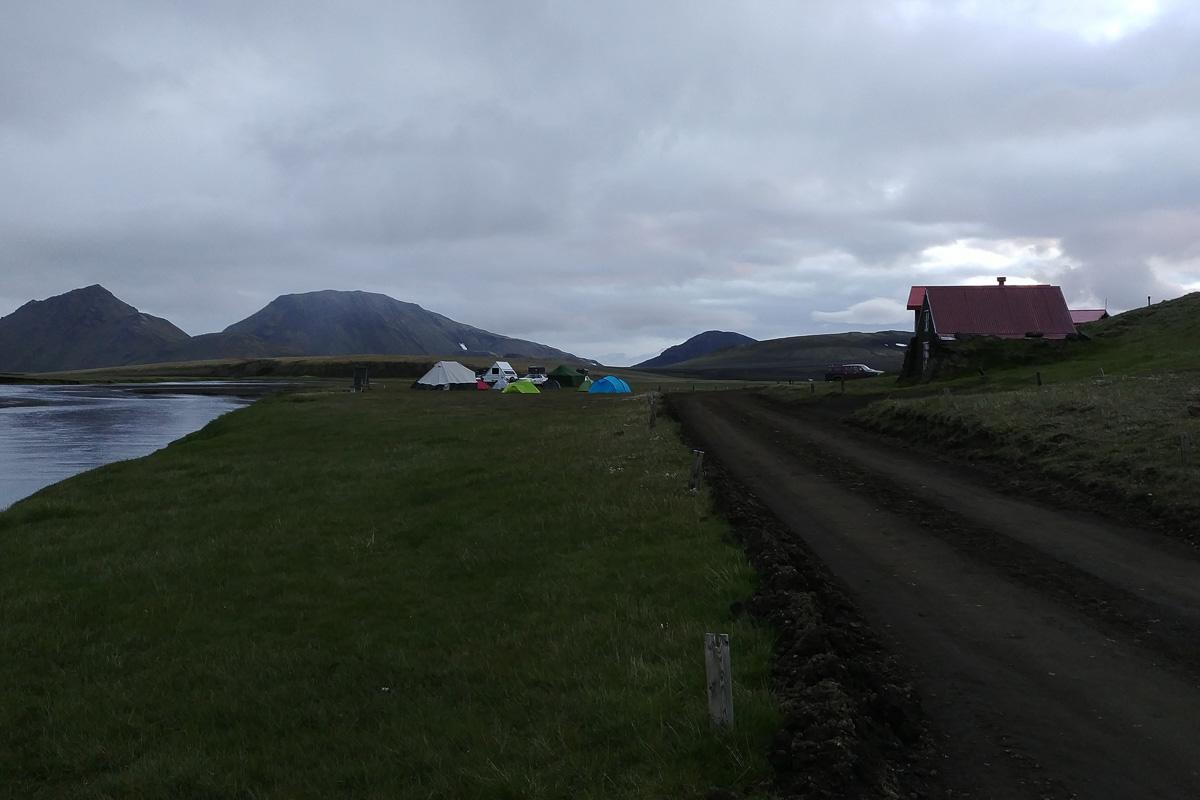 Landmannahellir, Islandia