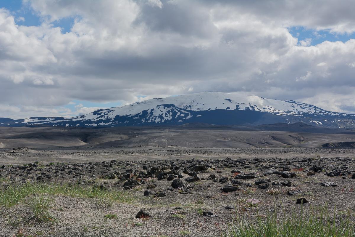 wulkan, Hekla, Islandia