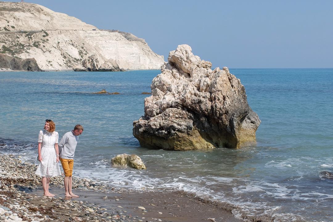 Szlakiem Afrodyty na Cyprze: Półwysep Akamas, Petra tou Romiou