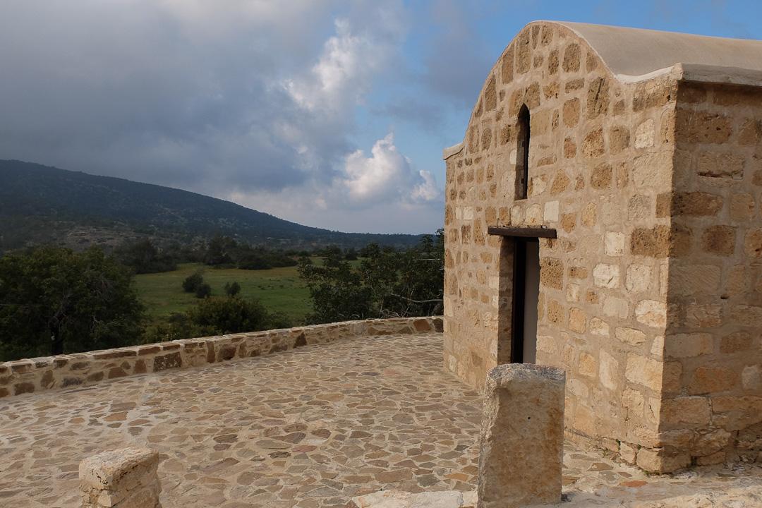 kaplica św. Minasa, Cypr