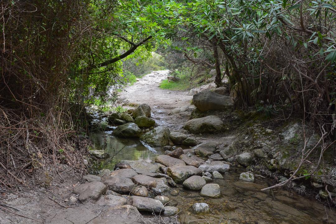 Wąwóz Avakas, Cypr, szlaki trekkingowe