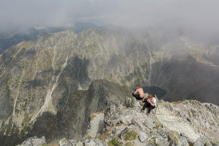 Krywań, szczyt, Tatry, Słowacja