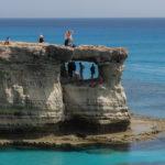 Potwór z Ayia Napa, jaskinie Cape Greco i kościoły Protaras - szlaki Cypru