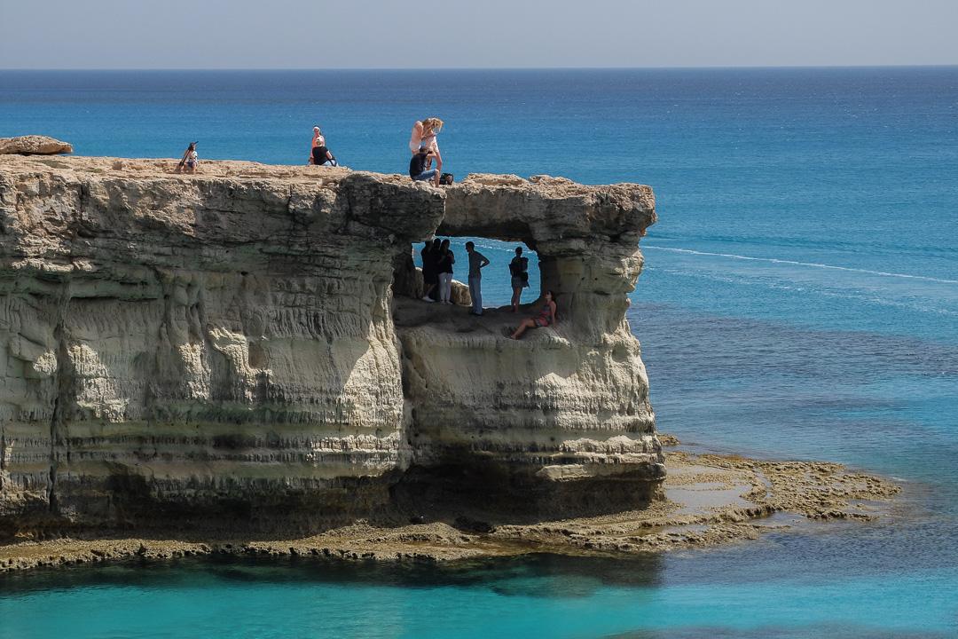 Potwór z Ayia Napa, jaskinie Cape Greco i kościoły Protaras – szlaki Cypru