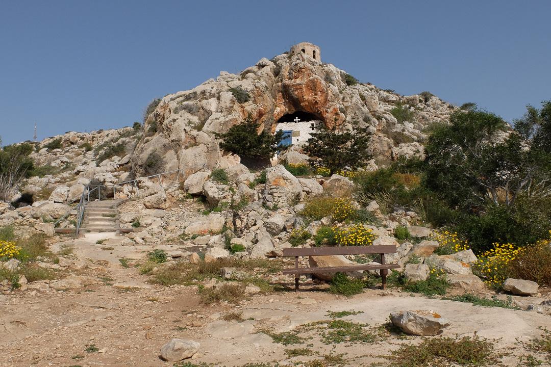 Cypr, Protaras, Agioi Saranta