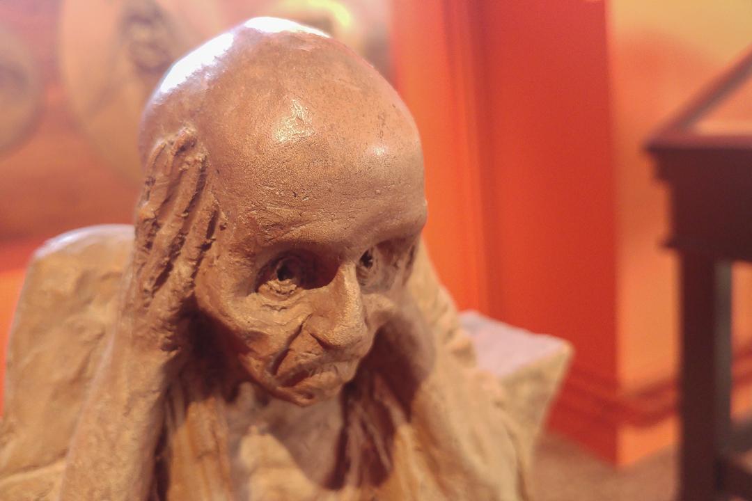Einar Jonsson – rzeźbiarz legend i jego muzeum w Reykjaviku