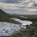 Glymur ten drugi najwyższy wodospad Islandii