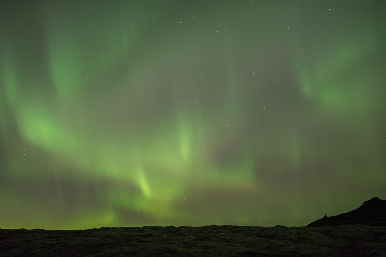 Aurora Borealis, Islandia