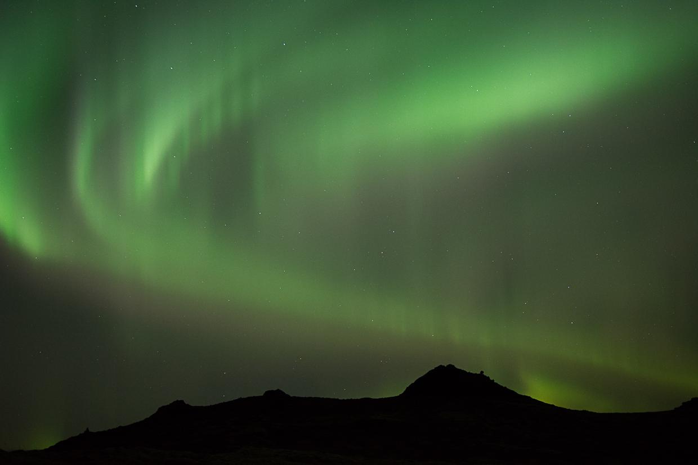 Zorza polarna na Islandii – jak upolować kapryśną damę?