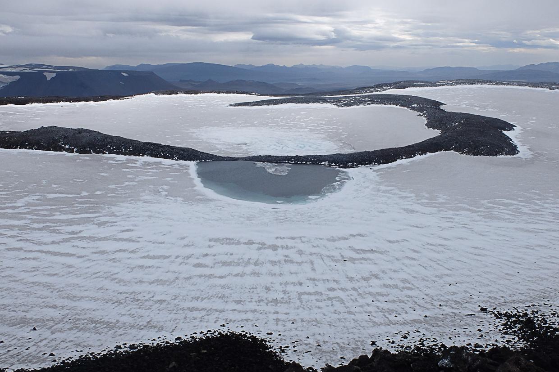 Okjokull, Islandia, pogrzeb lodowca