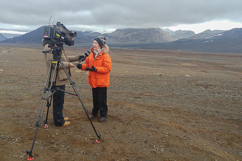 lodowiec Okjokull, symboliczny pogrzeb, Islandia