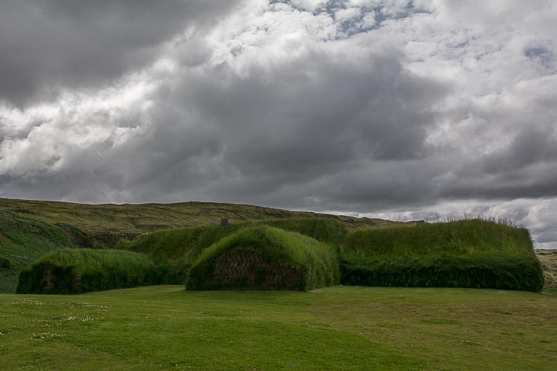 domy torfowe, Þjóðveldisbærinn Stöng, Islandia