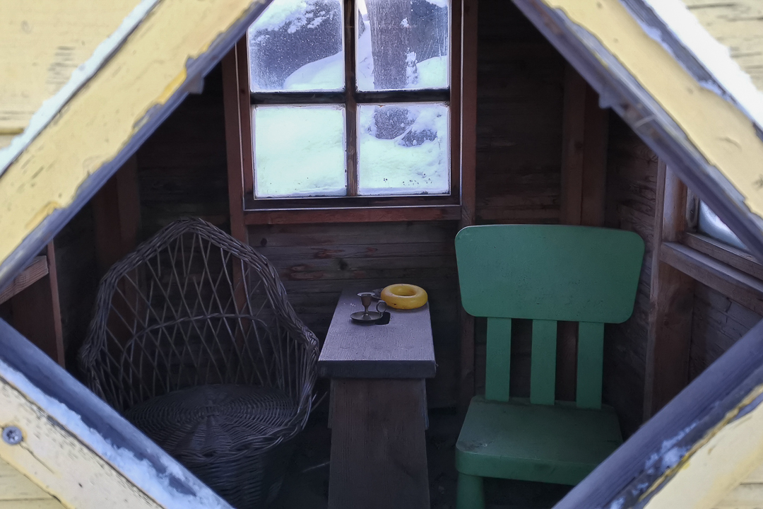 recycled house, Reykjavik